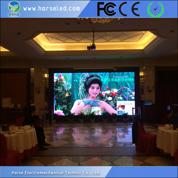 Shanghai Led display good supplier for indoor P6