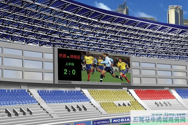 VIP 7 years Supplier Shanghai Full-Color p10 Outdoor LED display