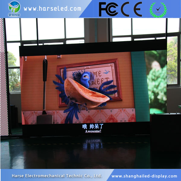 custom-made indoor p8 led display panel