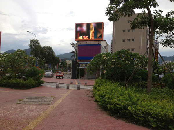 LED electronic display screen