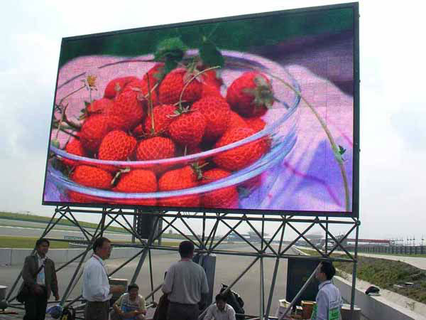 Full Color P16 Outdoor Big LED Screen