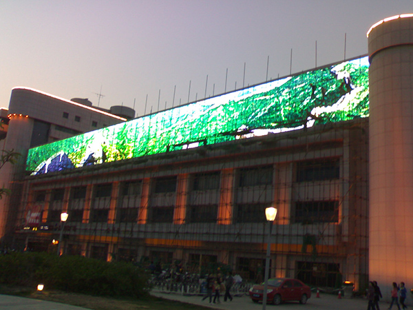 P16 Outdoor Full Color Programmable LED Moving Sign