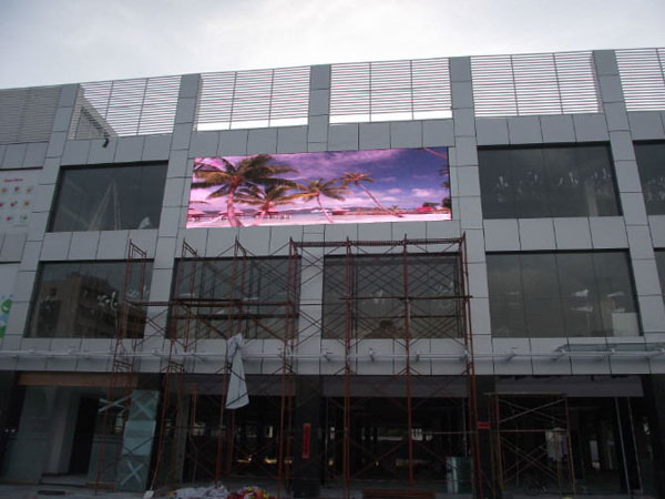 led video wall panel