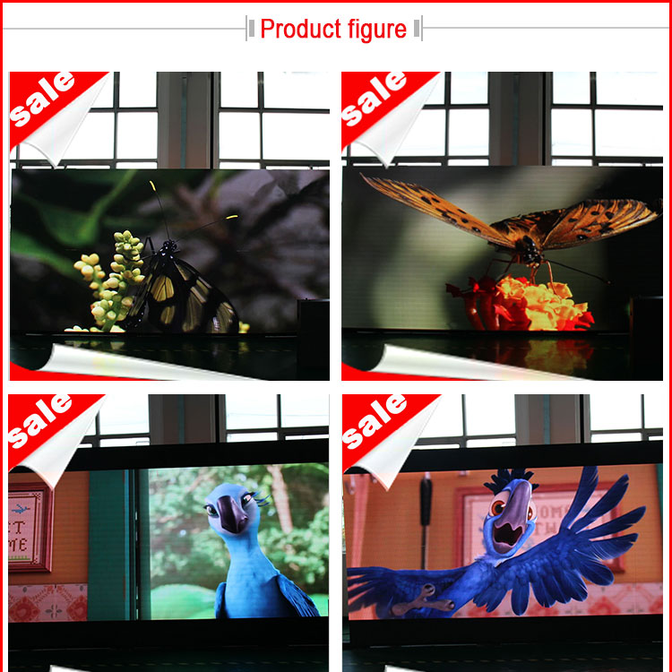 promotion rentable cabinet led display