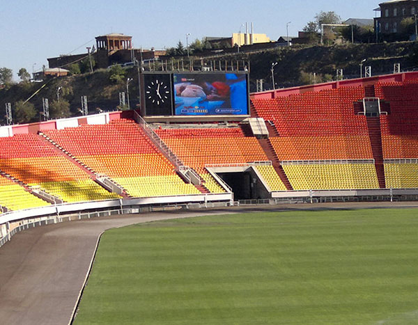 LED screens for stadium