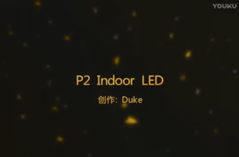 P2 Indoor LED Display